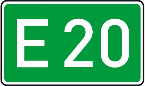 European Road 20 Number De.svg