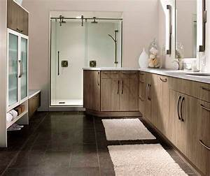 modern bathroom cabinets in thermofoil kitchen craft With kitchen craft bathroom vanities