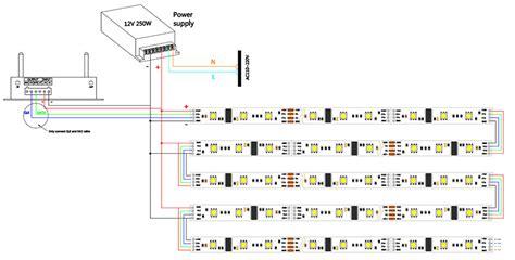 Lpd Dcv Leds Rgb Series Flexible Led Strip Lights