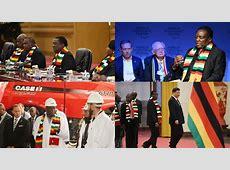 Zimbabwe Why President Mnangagwa never takes off his
