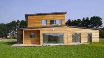 HD wallpapers maison moderne bois pas cher