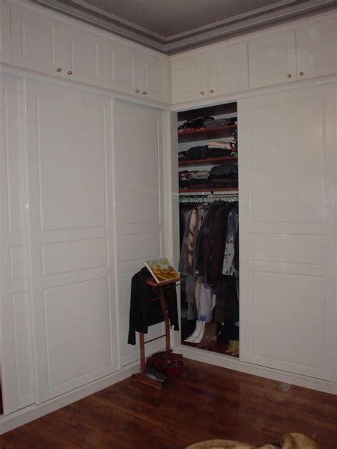 faire la chambre faire un dressing dans une chambre ralisation par ensoul