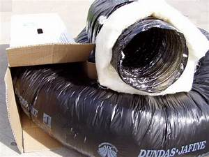 5050 5 U0026quot  Insulated Cross-over Flex Duct