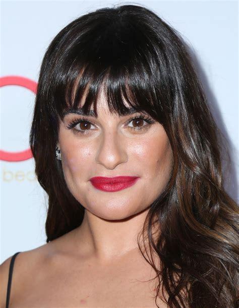 Lea Michele Hollywood Beauty Awards Los Angeles