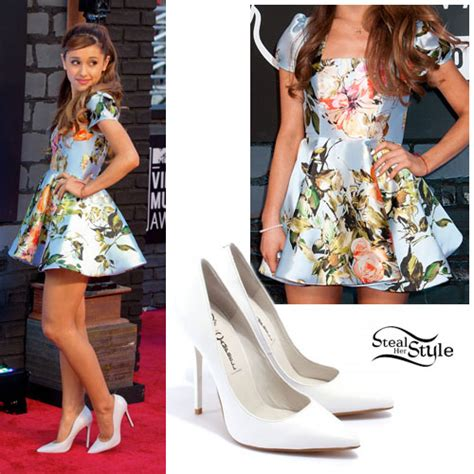 Ariana Grande 2013 VMAu0026#39;s Outfit   Steal Her Style