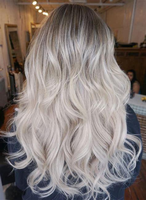 ash blonde  tumblr