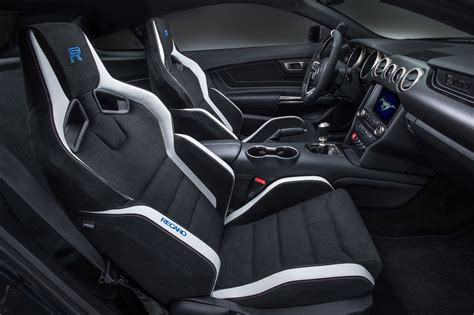 ford shelby gtr interior photo front seats