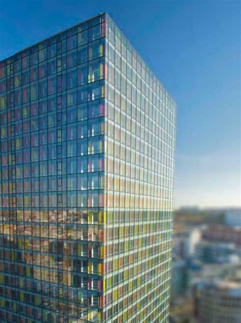 bureau logement tours montreuil epaf loue 1 351 m de bureaux dans la tour