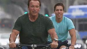 Arnold Schwarzenegger and Joseph Baena Couldn't Look More ...