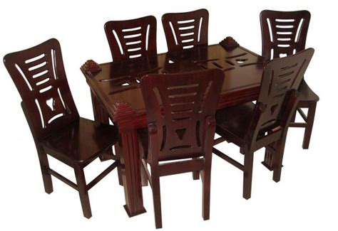 dining table glass top six chairs beautiful funiture dl33f