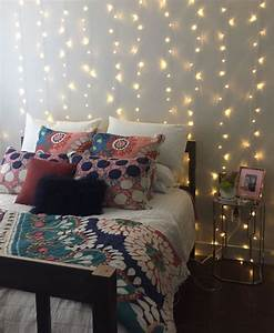 Where, To, Hang, Fairy, Lights, In, Bedroom