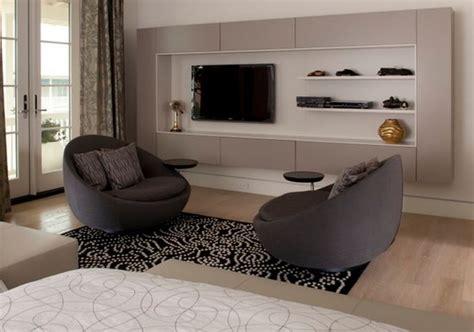 tv pour chambre meuble tv haut chambre idées de décoration et de