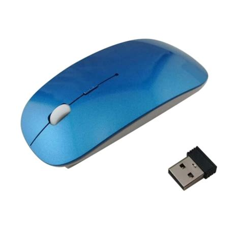 Wireless Optical Mouse 24GHz Quality Mice USB 20 for PC