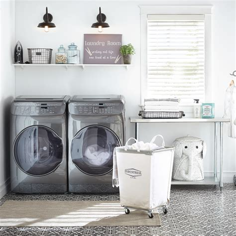 barn sliding door laundry rooms shop by room at the home depot