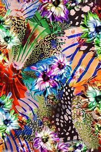 Painting, Flower, Design, Digital, Print, 2
