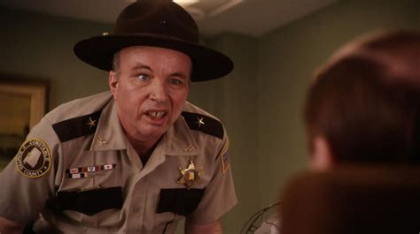 character actor clint howard   spirited constable