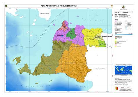 peta batik banten
