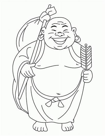 Buddha Coloring Popular Ausmalbilder
