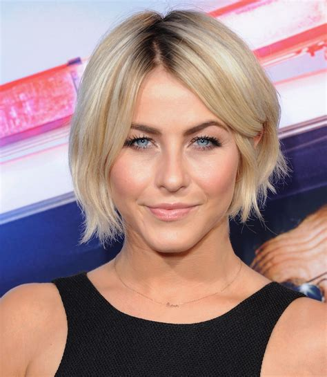 julianne hough short hair galhairs
