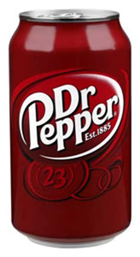 Caffeine in Dr Pepper