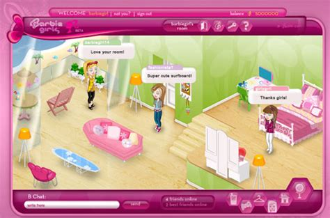 Barbiegirls.com Launched Worldwide Today! Free Online