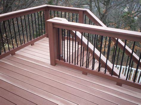 deck railing ideas st louis deck contractor deck design ideas st louis decks screened porches pergolas by