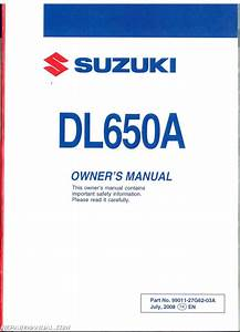 2009 Suzuki V