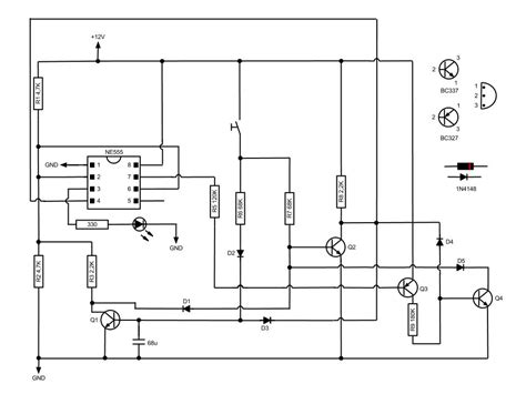 Momentary Switch Circuit Under Repository Circuits