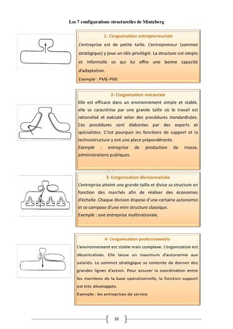 fourniture bureau chapitre 4 les structures organisationnelles