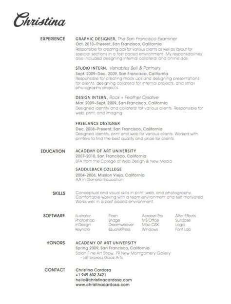 27 beautiful resume designs 27 beautiful r 233 sum 233 designs you ll want to