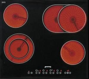 60 cm kochfeld autark glaskeramik smeg se2664 ceran for Autark kochfeld