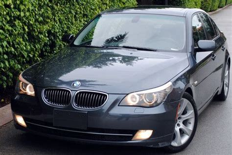 Purchase Used 2008 Bmw 535i In Fort Lauderdale, Florida