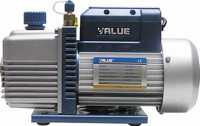 Vac Ctr Pump Plus Cooling Edge Machine
