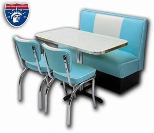 Vente de coin et set repas americain deco americaine for Deco cuisine avec chaise de salon cuir
