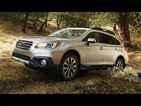 2019 Subaru Outback Redesign, Chages Review Youtube