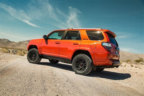 Toyota Tacoma And 4runner Trd Pro Price Released
