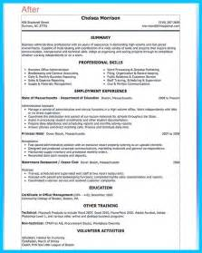 administrative assistant resume skills profile exles administrative assistant resume skills best business template