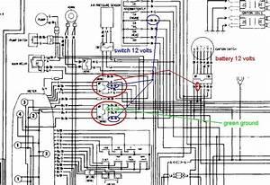1986 Honda Goldwing 1200 Wiring Diagram
