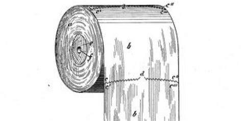invention du papier toilette ce brevet vieux de 124 ans explique enfin comment bien utiliser le papier toilette