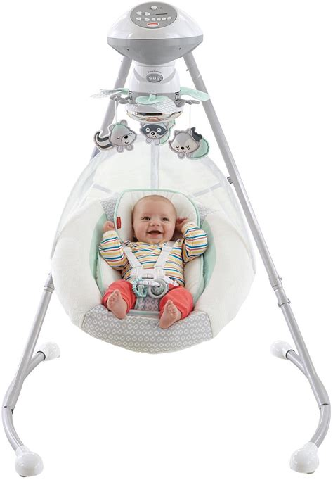 Bany Swings by Fisher Price Moonlight Meadow Cradle N Swing