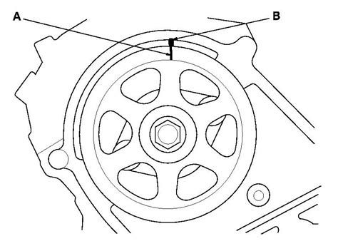 Have Accord Installing New Timing Belt