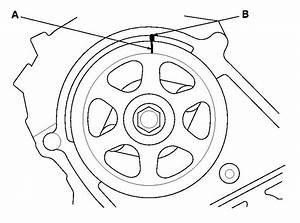 I Have A 2004 Accord V6  I Am Installing A New Timing Belt