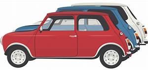1969 Italian Job Mini Cooper S Landing Pages