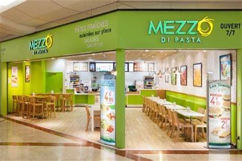 restauration rapide pates fraiches franchise mezzo di pasta restaurant de p 226 tes fra 238 ches 224 emporter ou sur place franchise