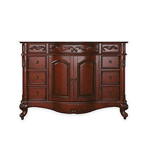 48 inch base cabinet avanity provence 48 inch vanity cabinet base in antique