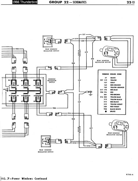Ford Thunderbird Wiring Diagram For Brake Taillights