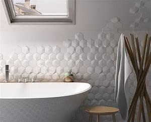 Carrelage Hexagonal Blanc : carrelage audois les nouveaut s ~ Premium-room.com Idées de Décoration