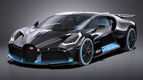 The 2019 bugatti specs actually is usually has the kind of the big wire dimension. LowPoly Bugatti Divo 2019