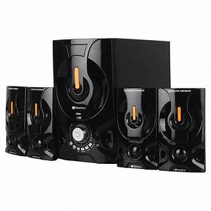 Tronica Bluetooth 4 1 Home Theater System Discount Price