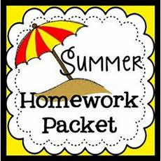 Kindergarten Summer Packet On Pinterest  1st Grades, Kindergarten And Homework